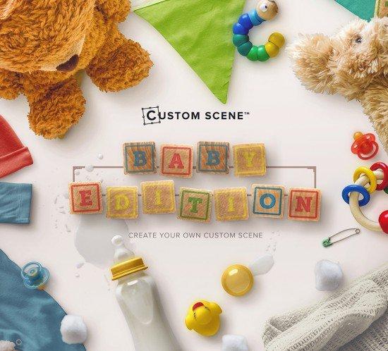 Baby Edition Custom Scene Cover