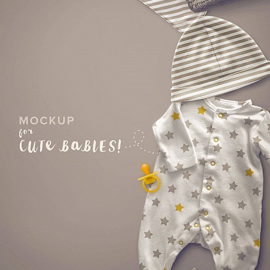 Baby Edition Pre-made Scene #5